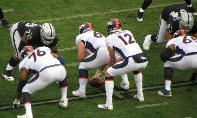 NFL Week 2: Oakland Raiders vs Denver Broncos Preview