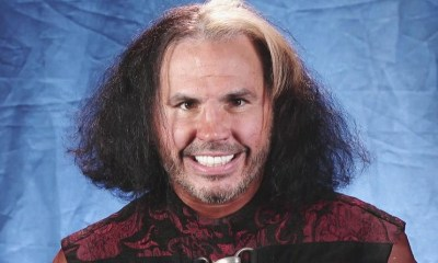 Matt Hardy has hung up his boots, retiring from professional wrestling.