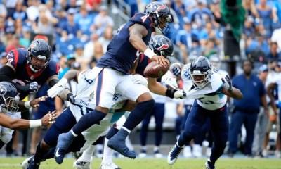 NFL Week 2: Houston Texans vs Tennessee Titans Recap