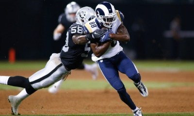 NFL Week 1: Los Angeles Rams vs Oakland Raiders Preview