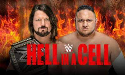 Hell In A Cell 2018 Graded