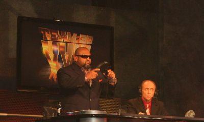 ECW Legend Tazz