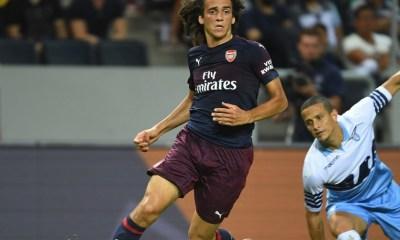 Arsenal: Matteo Guendouzi Living The Dream
