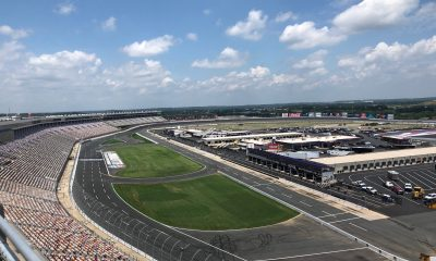 Charlotte Roval Overview