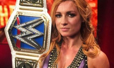 Becky Lynch jaw injury