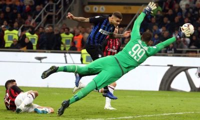 Late Winner From Icardi Earns Inter Derby Day Spoils