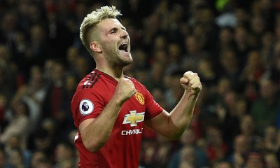 Luke Shaw Signs New Long-Term Deal At Manchester United