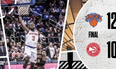 New York Knicks Demolish Hawks In Season Opener