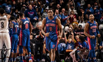 Casey-led Pistons Open Season With Win