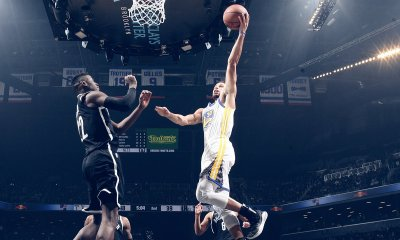 Warriors Beat Nets On The Road 120-114