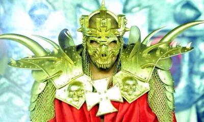 WWE 2K Story – Chapter Nine, Finale: Return of Thy King