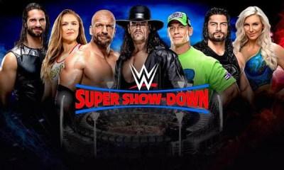 Super Show-Down 2018