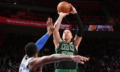 The Celtics Stump The Red-Hot Pistons 109-89