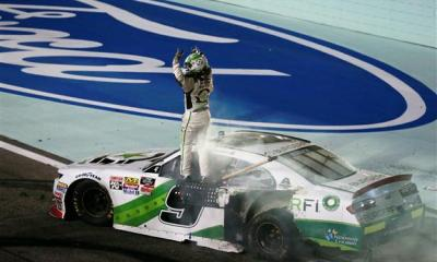Tyler Reddick Wins the Xfinity Series Title