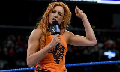 Becky Lynch Injury