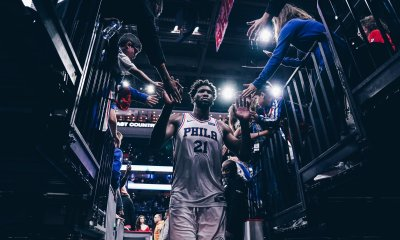 Joel Embiid Powers Philly To Victory 109-99 Over Detroit