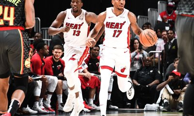 Miami Has A Disappointing Loss In Atlanta 123-118