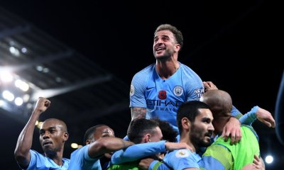 Manchester City Earn Derby Day Honours