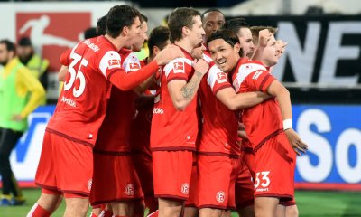 Fortuna Düsseldorf Did The Unthinkable Against Dortmund