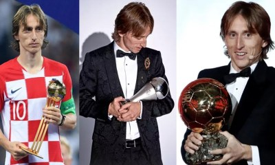 Ballon Joke: Modric Struggles Highlight His Questionable 2018 Award