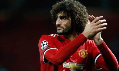 Chinese Club And United Discussing Fellaini Sale