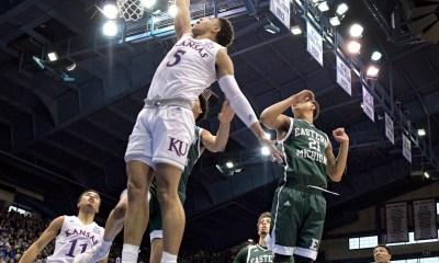 NCAA Hoops Preview: #23 Oklahoma vs. #5 Kansas