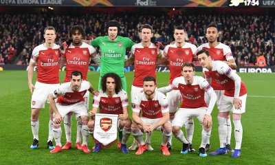 Arsenal Covertly Clean Up Mess From Embarrassing Night In Borisov