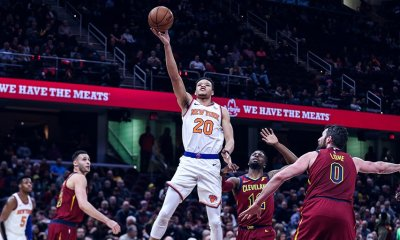 Cavaliers Hand Knicks Franchise Record 17th Straight Loss