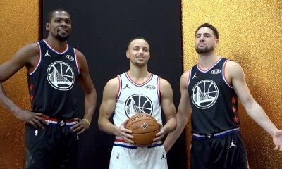 The Warriors Starters