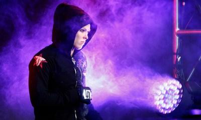 Ronda Rousey Dana Warrior