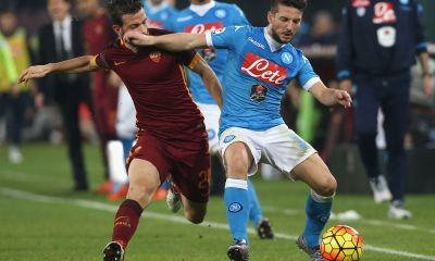 Serie A: Roma vs Napoli Preview