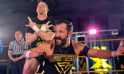 TakeOver will be Undisputed; NXT Weekly: March 27, 2019