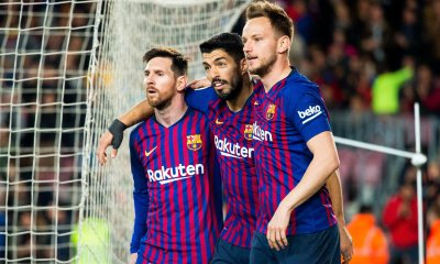 Barcelona Defeat Rayo To Go Seven Points Clear