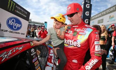 Rowdy Reigns Supreme in the Desert, as Kyle Busch Pulls off Phoenix Sweep