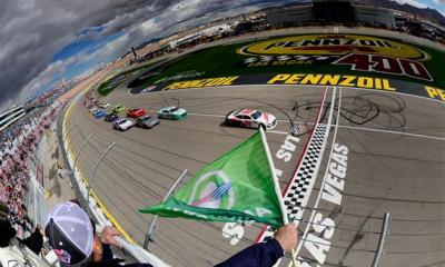 Zane Smith Has Eventful Xfinity Series Debut in Las Vegas