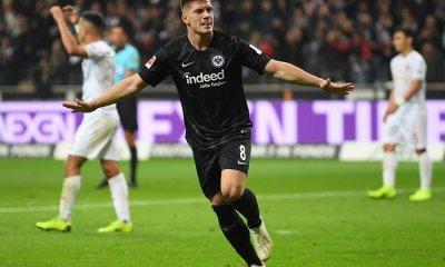 Luka Jovic Commits To Eintracht Frankfurt