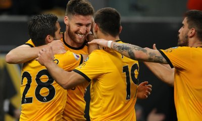 Wolves Hunt Down Arsenal For First Time In Forty Years