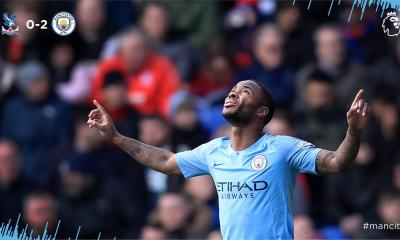 Sterling Brace Helps City Triumph Over Palace
