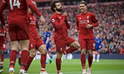 Anfield Wins Together Over Chelsea