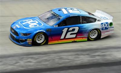 Bad luck Blaney Looks to Turn His Fortunes Around at Bristol