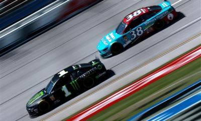 Kurt Busch looks to Break Through at Talladega