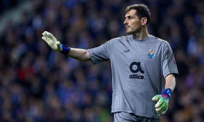 Iker Casillas Suffers Heart Attack, But Doing Well After Hospitalization