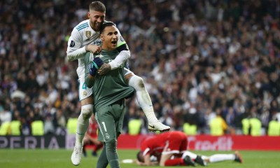 Keylor Navas Is Out Of Real Madrid