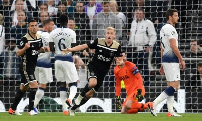 UCL: Ajax vs Tottenham Preview