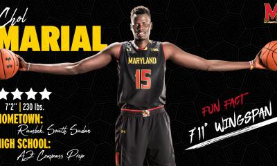 Chol Marial Adds Depth To Maryland 2019 Class
