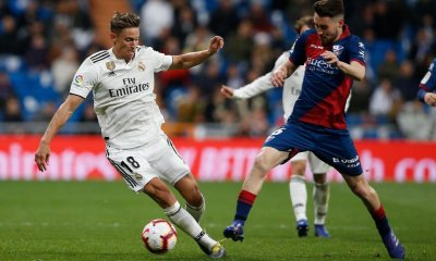 Atletico Madrid Sign Marcos Llorente