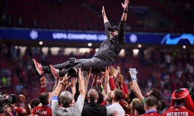 Divock Origi Helps Liverpool Win Champions League