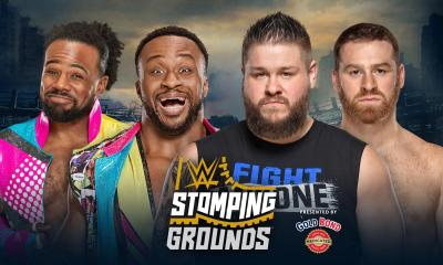 Stomping Grounds Final Match Card and Predictions
