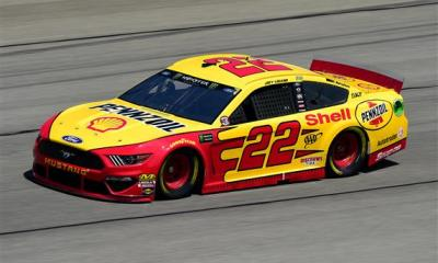 Defending Champion Logano Hopes to Extend Points Lead at Chicago