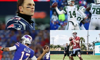 2019 AFC East Record Predictions